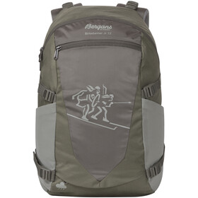 Bergans Birkebeiner 22 Backpack Youth green mud/light green mud